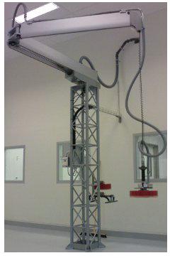 Handhabungstechnik Airhandle Säulenschwenkkran (Kranen Airhandle Säulenschwenkkran AHC)