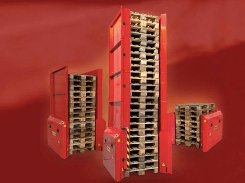 Pallet magazine from the brand Palomat