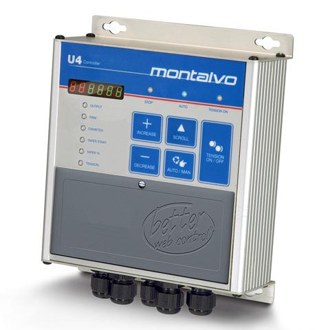 Banspänningskontroll från Montalvo