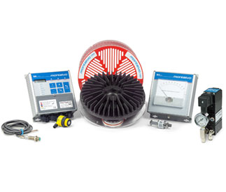 TSC-System banspänningskontroll från Montalvo
